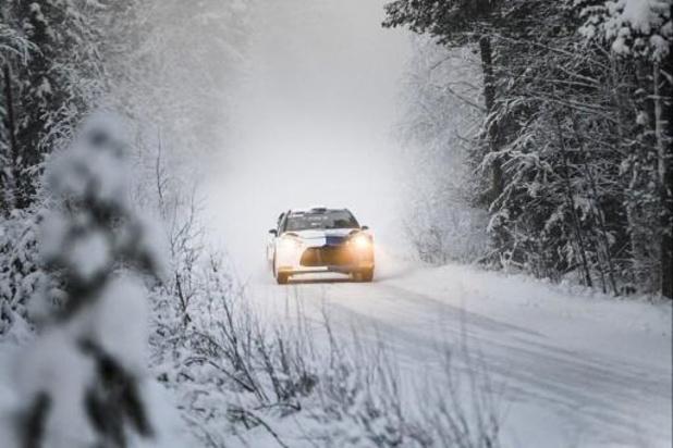 Arctic Rally is nieuwkomer in het WK