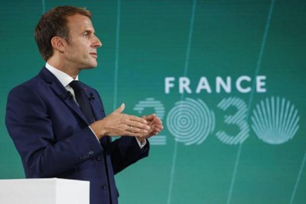 Frankrijk wil investeren in kleine kernreactoren