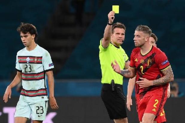 Felix Brych leidt halve finale Italië - Spanje