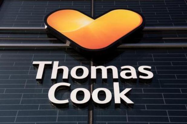 Thomas Cook: près de 750 personnes rapatriées d'ici dimanche