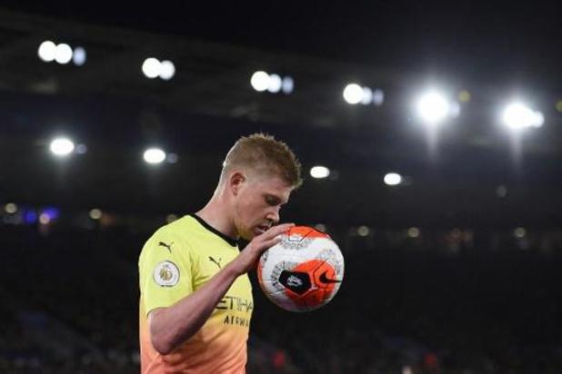 Les Belges à l'étranger - Manchester City s'impose à Leicester, Januzaj buteur pour la Sociedad