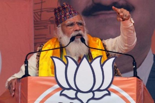 Indiase premier Modi verliest verkiezingen in cruciale deelstaat West-Bengalen