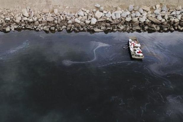 Olievervuiling voor kust van Californië verspreidt zich verder