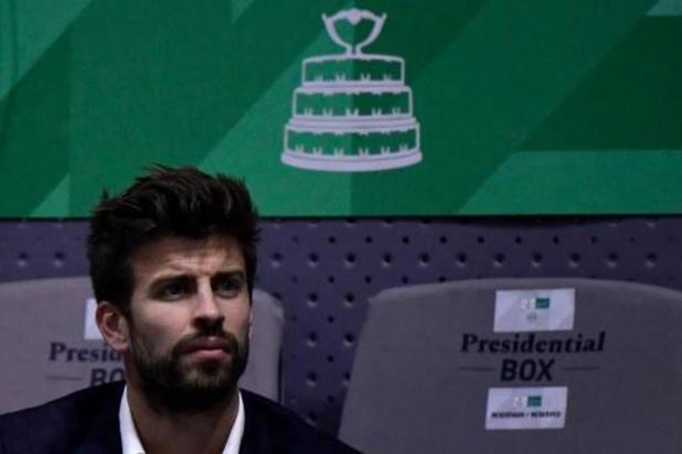 """Coupe Davis: Piqué """"un peu pessimiste"""" pour la phase finale 2020"""