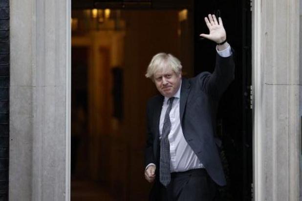 Boris Johnson a signé l'accord post-Brexit conclu avec l'UE