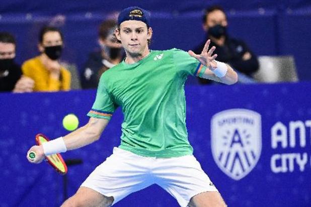 Challenger d'Almaty - Zizou Bergs remporte son 3e tournoi de l'année
