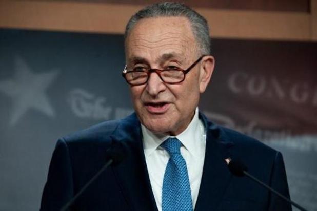 Insurrection à Washington - Le chef démocrate au Sénat appelle à démettre Trump de ses fonctions
