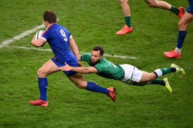 Six Nations - L'Angleterre gagne le tournoi grâce à la victoire de la France sur l'Irlande