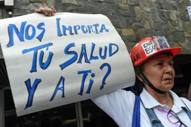 """Crise au Venezuela - Le système de santé est """"au bord de l'effondrement"""", avertit l'ONU"""