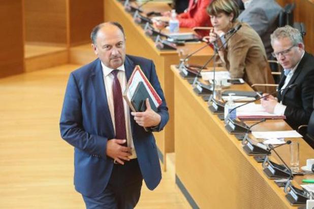 Willy Borsus, rapporteur de l'examen de la politique commerciale au Comité UE des Régions