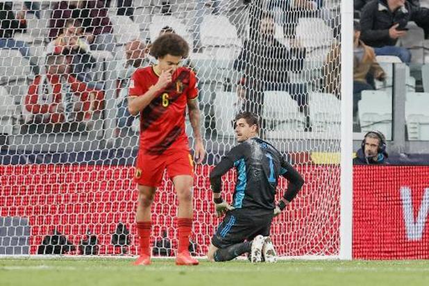 Rode Duivels - Rode Duivels na rust kopje-onder tegen Frankrijk, zondag kleine finale tegen Italië