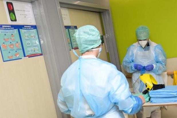 Le nombre de contaminations au coronavirus est toujours en baisse