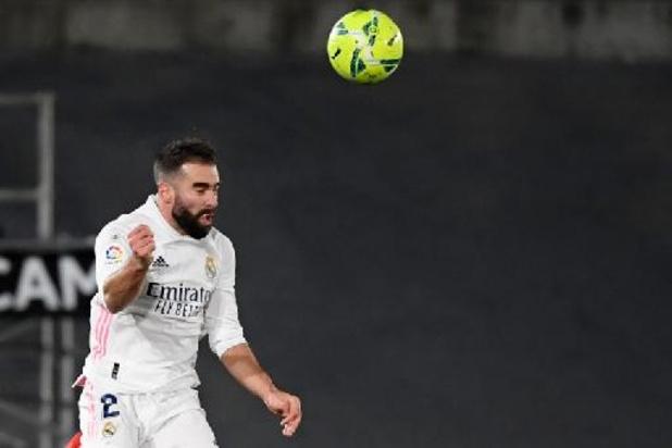 Dani Carvajal prolonge jusqu'en 2025 avec le Real
