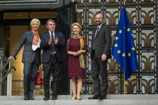 Tien jaar Verdrag van Lissabon aftrap voor Charles Michel als Europees Raadsvoorzitter