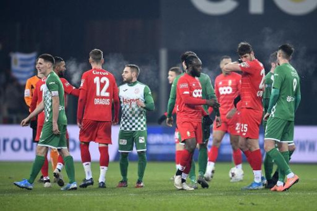 Croky Cup - Standard, Zulte en Kortrijk bekeren verder