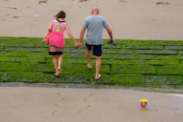 Le week-end du 15 août s'est déroulé dans le calme à la mer