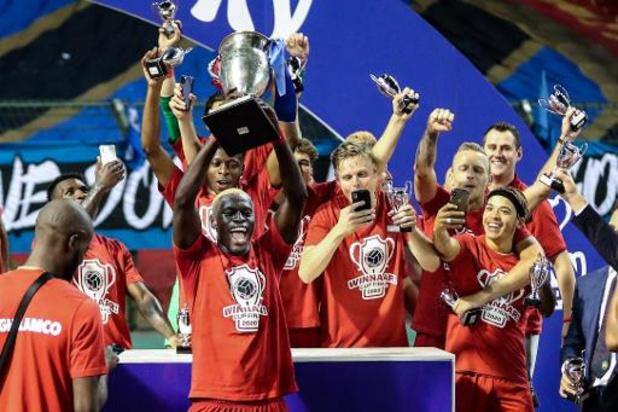 Club Brugge-Antwerp is de blikvanger van de achtste finales