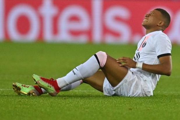 Kylian Mbappé incertain avec le PSG pour le choc contre Lyon, décision attendue dimanche