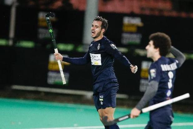 Euro Hockey League - La Gantoise bat St Germain 4-2 pour son 2e match de classement