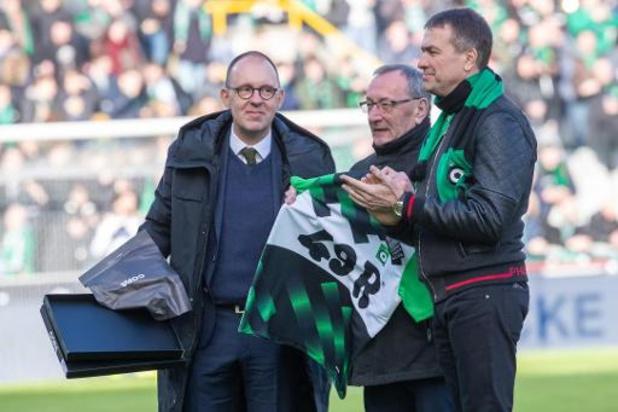 Cercle Brugge zet stemming over 1A met 20 ploegen op agenda
