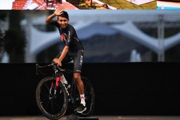 Tour de France - La 107e édition du Tour de France s'élance samedi de Nice