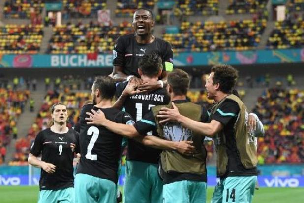 Euro 2020 - L'Autriche se joue de la Macédoine du Nord en ouverture du groupe C