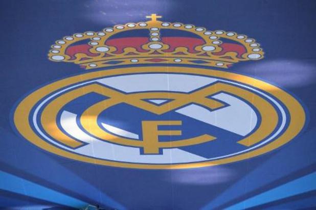 Les Belges à l'étranger - Le Real Madrid, avec Hazard et Courtois, remporte son 34e titre de champion d'Espagne