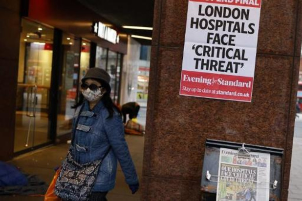Meer dan drie miljoen besmettingen en meer dan 80.000 sterfgevallen in Verenigd Koninkrijk