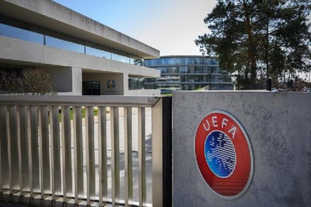 Super League - L'UEFA ouvre une procédure disciplinaire contre le Real Madrid, Barcelone et la Juventus