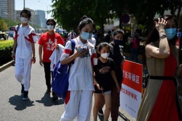 Voor het eerst sinds juni geen nieuwe gevallen in Peking