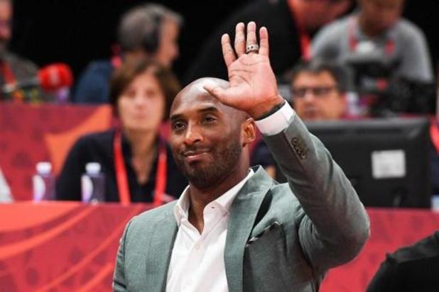 LA Lakers willen NBA-titel veroveren in speciaal shirt ter ere van Kobe Bryant