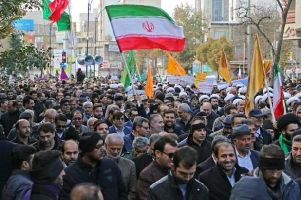 Revolutionaire Garde verklaart onrust voor beëindigd