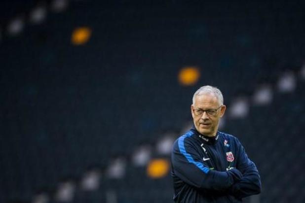 Lagerbäck prolongé jusqu'en 2022 à la tête de la sélection norvégienne