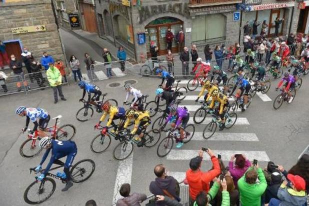Aucun positif lors des tests effectués durant la journée de repos du Tour d'Espagne