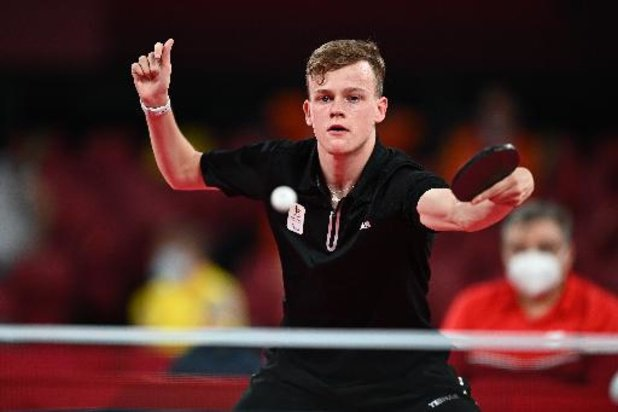 """Laurens Devos staat na moeilijk duel in finale: """"Moet mijn zenuwen onder controle houden"""""""