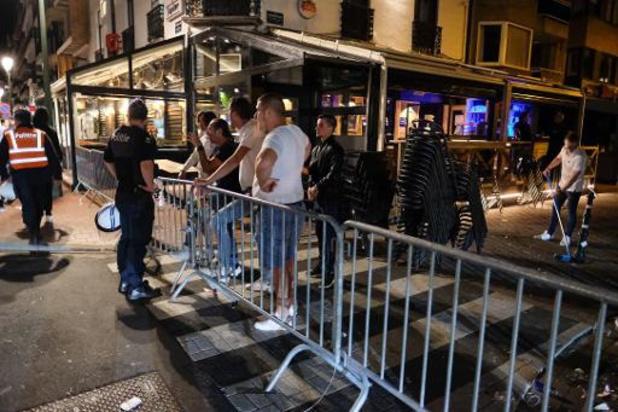 Les contrôles policiers seront renforcés dans les établissements horeca