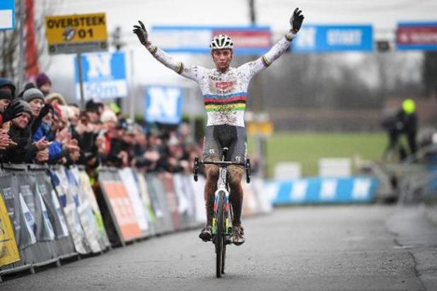 Cross in Otegem, daags na Belgisch kampioenschap, gaat niet door