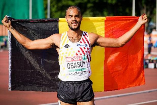 JO 2020 - Michael Obasuyi a hâte de découvrir les stars mondiales du 110 m haies