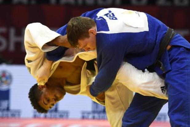 EK judo - Matthias Casse kan Sami Chouchi ontmoeten in kwartfinales