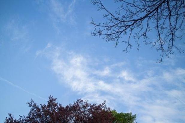 Un temps ensoleillé et un peu moins froid ce samedi