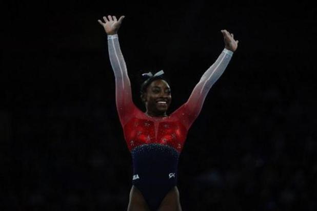 Amerikaanse turnsters verlengen wereldtitel