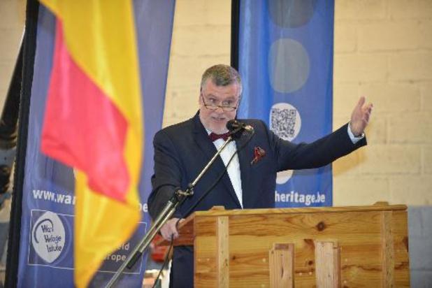 Michel Jaupart confirmé à la direction du War Heritage Institute