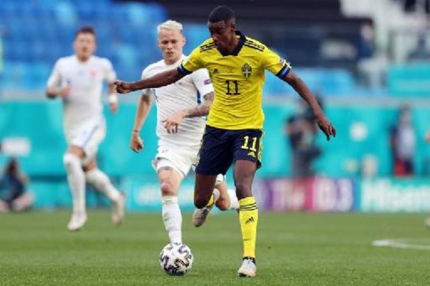 La Suède prend provisoirement la tête du groupe E grâce à sa victoire sur la Slovaquie