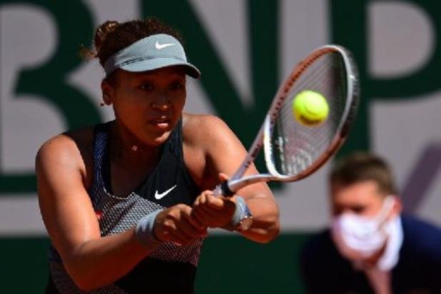 Roland-Garros - Déjà 15.000 dollars d'amende pour Osaka à Roland-Garros et risque d'exclusion