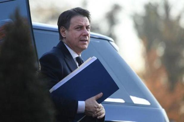 Italiaanse regering onder premier Conte dreigt na drie maanden al te bezwijken