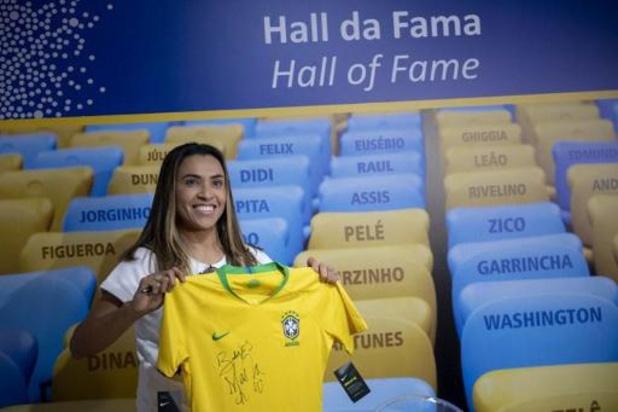Coronavirus - Braziliaanse voetbalvedette Marta test positief