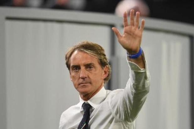 "EK 2020 - ""Trotse"" bondscoach Mancini, zorgen om Spinazzola"