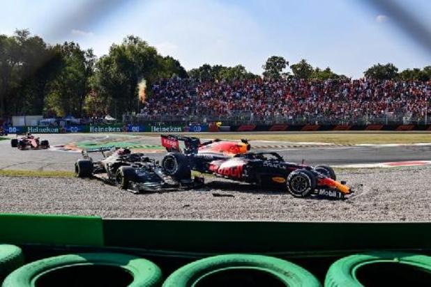 F1 - GP d'Italie - Max Verstappen sanctionné de trois places sur la grille de départ en Russie