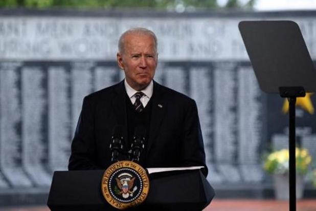 Biden zal Poetin zeggen dat VS Rusland geen mensenrechten laten schenden