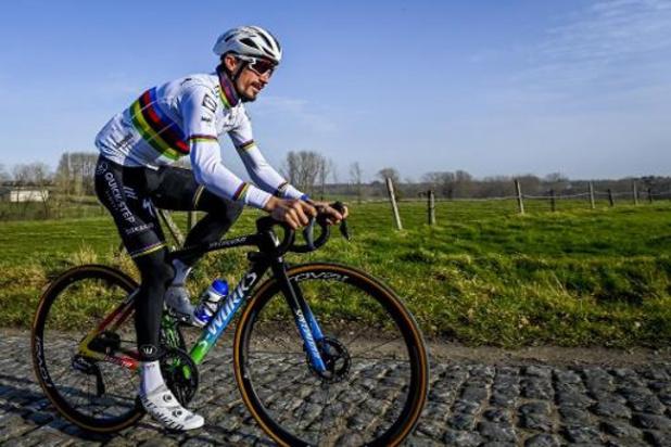 Circuit Het Nieuwsblad - La saison cycliste belge s'ouvre samedi avec la première classique de l'année